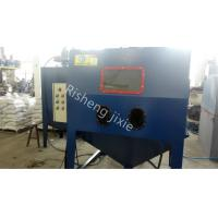 Buy cheap Abrasive Cleaning Industrial Sand Blasting Machine With Dedusting System from wholesalers