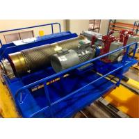 Buy cheap High Speed Electric Hoist Winches (JK10T) Construction Winch Purpose Lifting Height 12m from wholesalers
