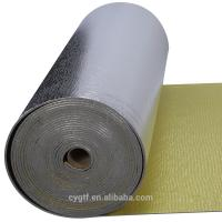 Buy cheap Sound Absorption Construction Heat Insulation Foam Blanket For Roofing Insulation from wholesalers