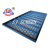 Buy cheap Filter Elements Type Oilfield Screens , Brandt Shaker Screens High Strength Steel Frame from wholesalers