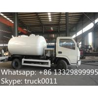 Buy cheap liquefied petroleum gas tank  truck for filling gas cylinder for sale, hot sale lpg gas propane dispensing truck from wholesalers