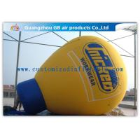 Buy cheap Large Inflatable Advertising Balloon / Air Floor Balloon For Promotion product