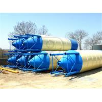 Buy cheap Attractive design construction equipment cement silo design integrated cement silo from wholesalers
