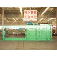 Buy cheap ISO TUV certificated quality Hydraulic tyre tire baling press machine from wholesalers