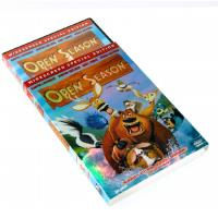 Buy cheap wholesale American disney Open Season animated film on dvd supplier from wholesalers