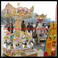 Buy cheap hot sale chiristmas carousel luxury carousel amusement park carousel horses from wholesalers