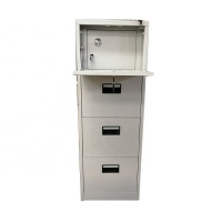 Buy cheap Sturdy High Load Bearing 1320mm High Drawer Filing Cabinet from wholesalers