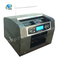 Buy cheap prices of solvent flatbed inkjet printer from wholesalers