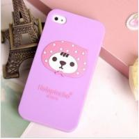 Buy cheap 3D Cute Silicone Case for iPhone 4 4S from wholesalers