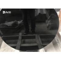 Buy cheap High Glossy Black Polished Granite Stone Tiles For Table Top Acid Resistance product