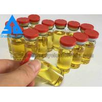 Buy cheap Injection Finished Vial Oil Based Testosterone Yellow Liquid Trenbolone Enanthate product