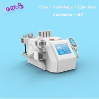Buy cheap Smart Liposlim Cryolipolysis Body Sculpting Machine 8 inch color touch screen from wholesalers