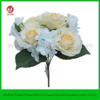 "Buy cheap 13""Artificial Wedding FLower Decoration Mixed Roses & Hydrangeas from wholesalers"
