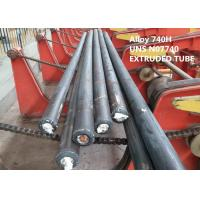 Buy cheap 740H / UNS N07740 High Performance Superalloy , Special Alloys Semless Tube And Pipe from wholesalers