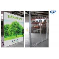 Buy cheap Free Standing Hanging Picture Frames High Lighting AC100V~240V With Fabric Face from wholesalers