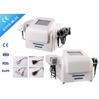 Buy cheap 635nm Lipolasr Cavitation RF Slimming Machine ,  Multifunctional Fat Breaker Machine from wholesalers