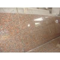 Buy cheap G562 China Granite Polished Maple Red Granite Tile 60*60 and Granite Exterior Stair from wholesalers