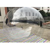 Buy cheap Human Water Walking Ball for Water Party with Friends , 1.8m Inflatable PVC Water Ball from wholesalers
