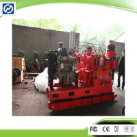 Buy cheap Shallow-hole Drilling Rig Machine Good Detachebility Geotechnical Drilling Rig from wholesalers