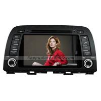 Buy cheap Mazda 6 (2013-2014) Android Auto Radio DVD GPS DTV Wifi 3G Internet RDS Bluetooth iPod OBD from wholesalers