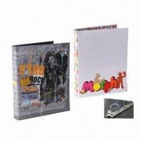 Buy cheap Printed Cardboard File Folders with D-ring Binder from wholesalers
