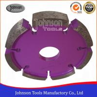 Buy cheap 105mm Diamond Tuck Point Blade Cutting Blade For Concrete , Brick , Block , Masonry from wholesalers