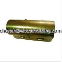 Buy cheap Pressed Sleeve Coupler pressed clamp scaffolding coupler from wholesalers