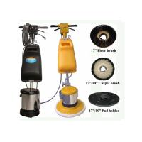 Buy cheap 220V / 50 HZ Floor Cleaning Machine For Cleaning Marble Stone Stairs from wholesalers