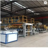 China GRC fiber cement wall board and mgo board cement board machine on sale