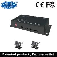 Buy cheap Automatic Recognition 2 Channel CCTV DVR , Mobile CCTV Camera System DC 12V/24V from wholesalers