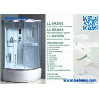 Buy cheap Sensitive Panel Steam Shower Room Cabins , Steam Shower Cubicles from wholesalers