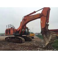 Buy cheap Hitachi Zaxis 870 Second Hand Excavators , Used Construction Equipment 84 Ton from wholesalers