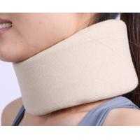 Buy cheap adjustable comfortable soft foam cervical collar cutting sponge neck collar from wholesalers