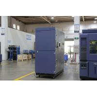 Buy cheap Separately control Thermal Shock Test Chamber For automotive parts from wholesalers