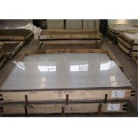 China Cold Rolled Stainless Steel Metal Sheet Anti Corrosion 0.3MM - 5.0MM Thickness on sale
