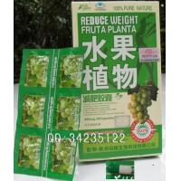Buy cheap Reduce Weight Fruta Planta 400mg*30 caps Slimming Tablets Fruta Planta Green Box, Reduce Weight Capsulels, Fruit Planta from wholesalers