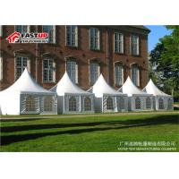 Buy cheap 100 People Seater Festival Party Tent Transparent With Customized Size product