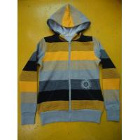 Embroidery Colorful Guys Zip Up Hoodies With Side Pockets Mens Full Zip Jacket