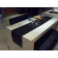 Buy cheap Black Metal Sequin Fabric for Table Runner Metallic Fabric Table Decoration from wholesalers