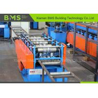 Buy cheap Shelf Scaffold Roll Forming Machine 5.5KW Power PLC Automation Control product