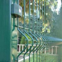 Buy cheap Razor Welded Wire Mesh Fence Panels In 6 Gauge Airport Security Perimeter from wholesalers