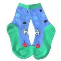 Buy cheap Anti - Slip cute cotton children novelty socks / ankle socks with fashion design from wholesalers
