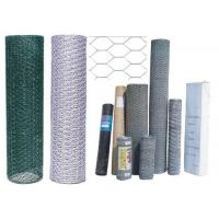 Buy cheap Poultry Galvanized Iron Wire Mesh For Chicken / Rabbit Cage Wire Mesh product