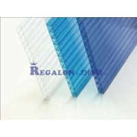 Buy cheap Twin wall polycarbonate sheets from wholesalers