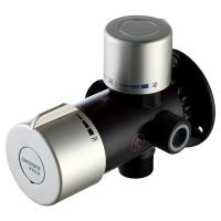 """Buy cheap Solar Thermostatic Mixing Valve A6 1/2"""" Brass For Electrical Water Heaters KSTP product"""