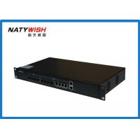 Buy cheap 1U Rack Type EPON Optical Line Terminal 4 PON Ports For FTTH Project With EMS Software from wholesalers