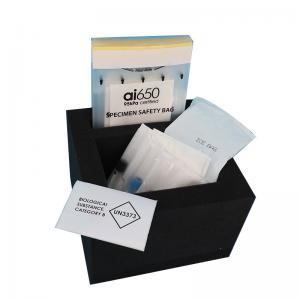 Buy cheap MDPE Stuart Cotton Swab Specimen Transport Convenience Kits With Tube product