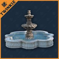 Buy cheap Natural Stone Carving Garden Water Fountains For Home Decoration from wholesalers