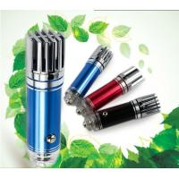 Buy cheap Mini 12V Freshener Ionizer Oxygen Bar Car Air Purifier from wholesalers