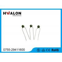 Buy cheap Ceramic Composition Overheat Protection Thermistor 30V Switching Power Supply Electric Oven from wholesalers